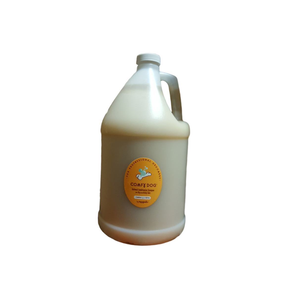 HappyTails Gallon Shampoo with Pump