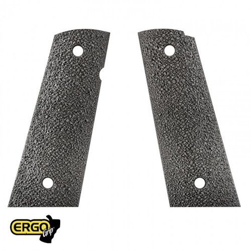ERGO XTR 1911 Grip Square Bottom HARD RUBBER