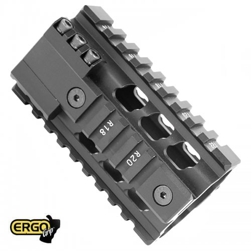 ERGO Z-Rail Free Float Pistol length AR Rail Syste
