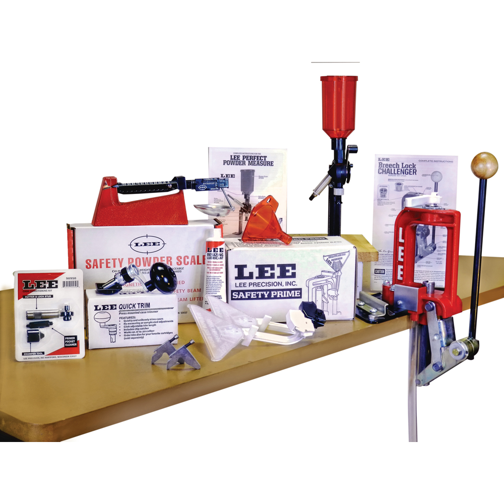 Lee Precision - 50th Anniversary Kit