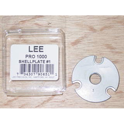 Lee Precision - Shell Plates for Pro 1000