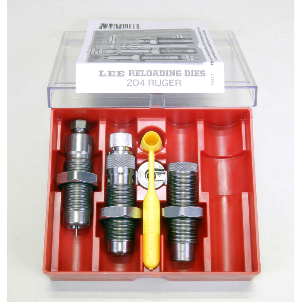 Lee Precision - Pacesetter 3-Die Set
