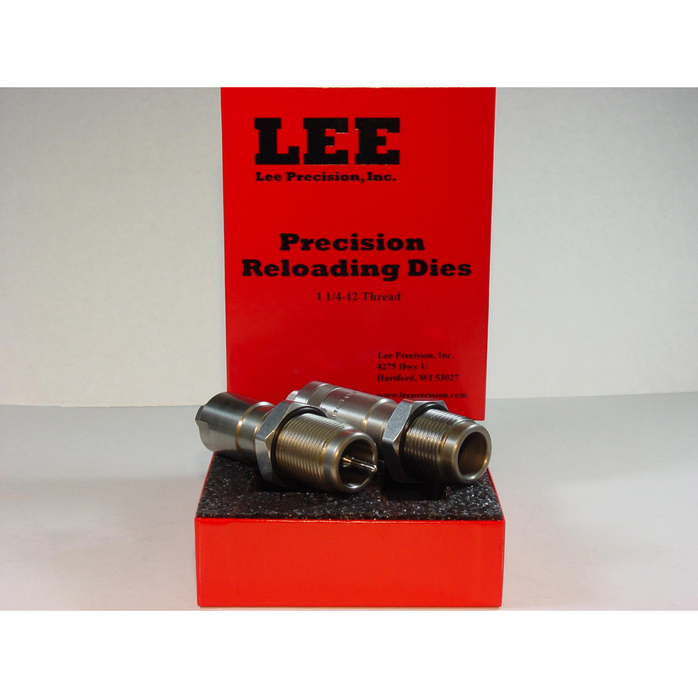 Lee Precision - 1.25-12 Threaded Series Dies