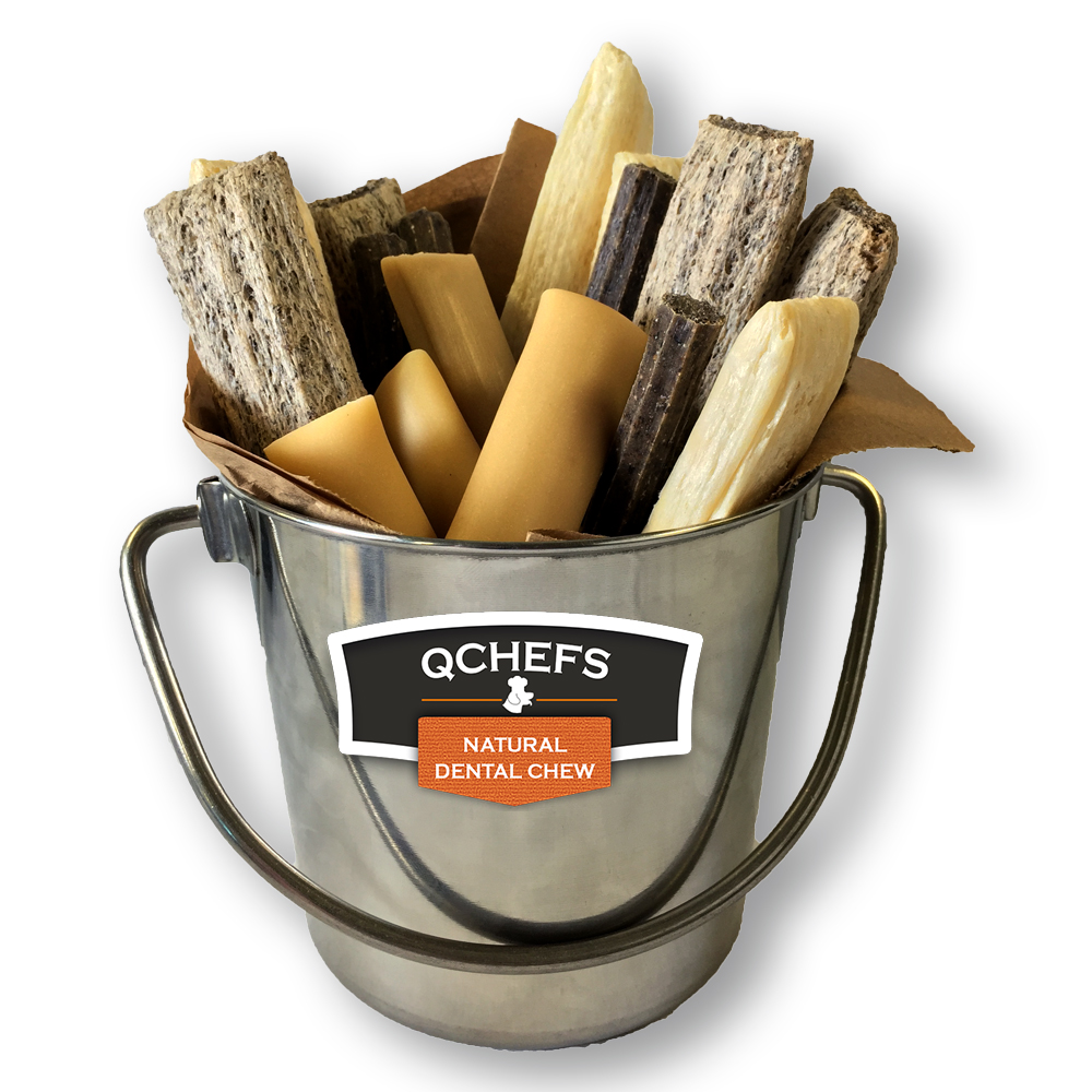 QChefs - Intro Pack with Stainless Steel Bucket