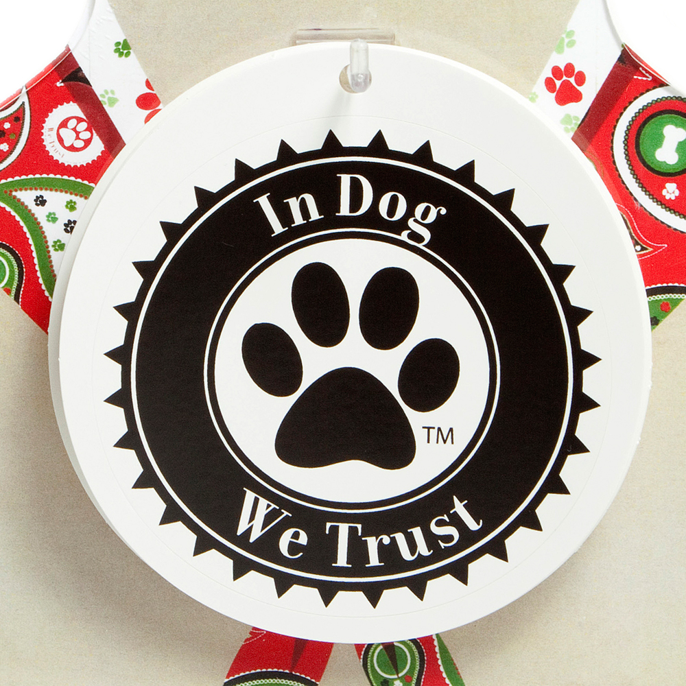 In Dog We Trust - Stickers
