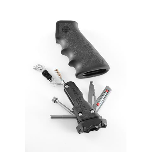 Hogue - Rubber Grip with Samson Field Survival Kit