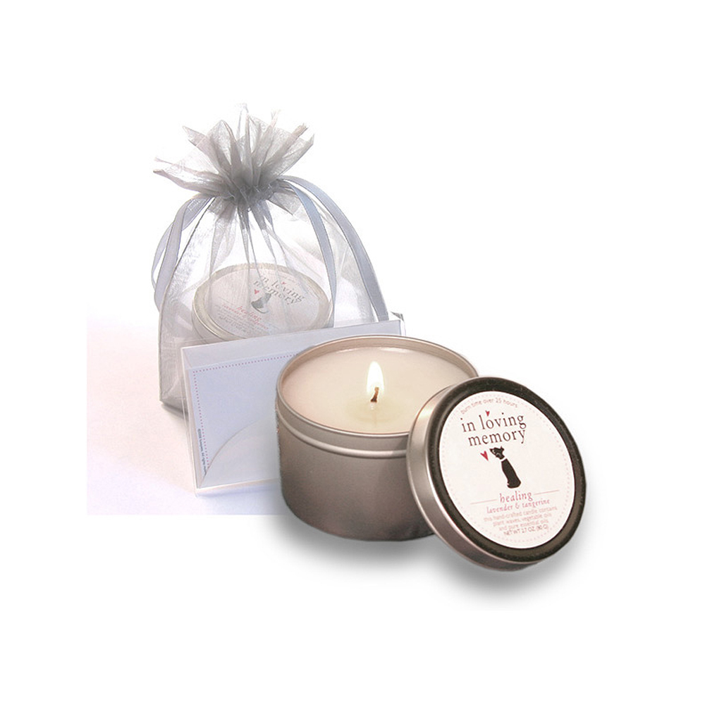 Luxepets - In Loving Memory Memorial Candle