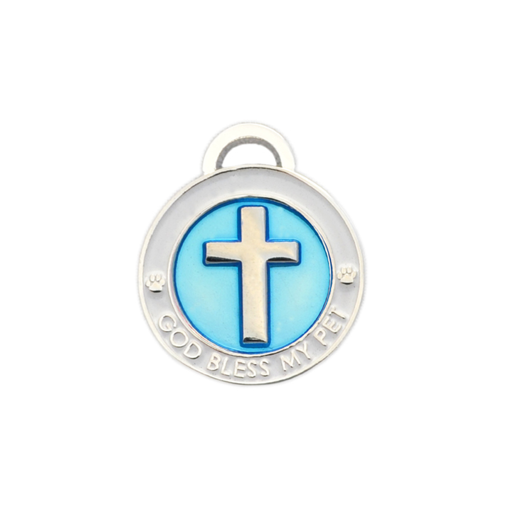 Luxepets - Cross Charm