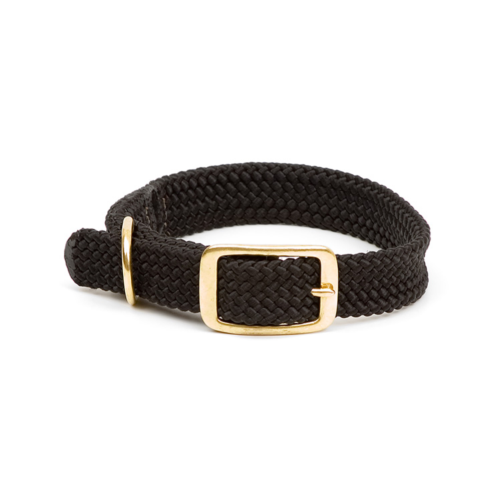 Mendota - Double Braid Collar - Metallic Colors