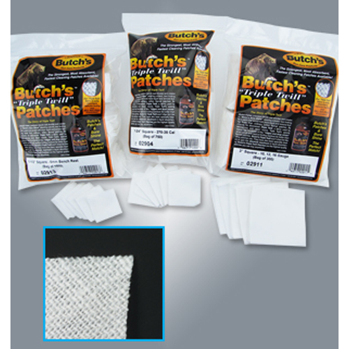 Butchs Cleaning Patchs - 1000 Count