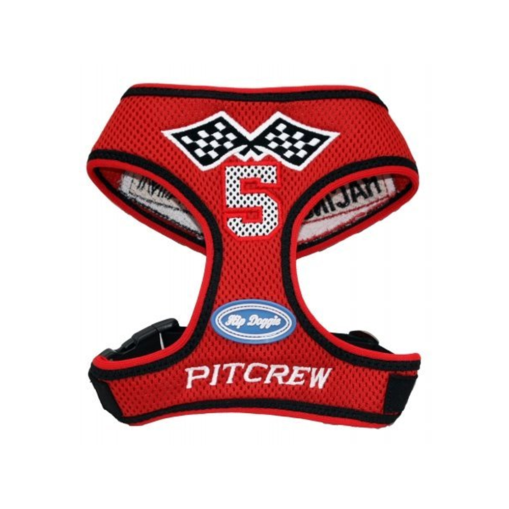Hip Doggie Racing Team Harness Vest