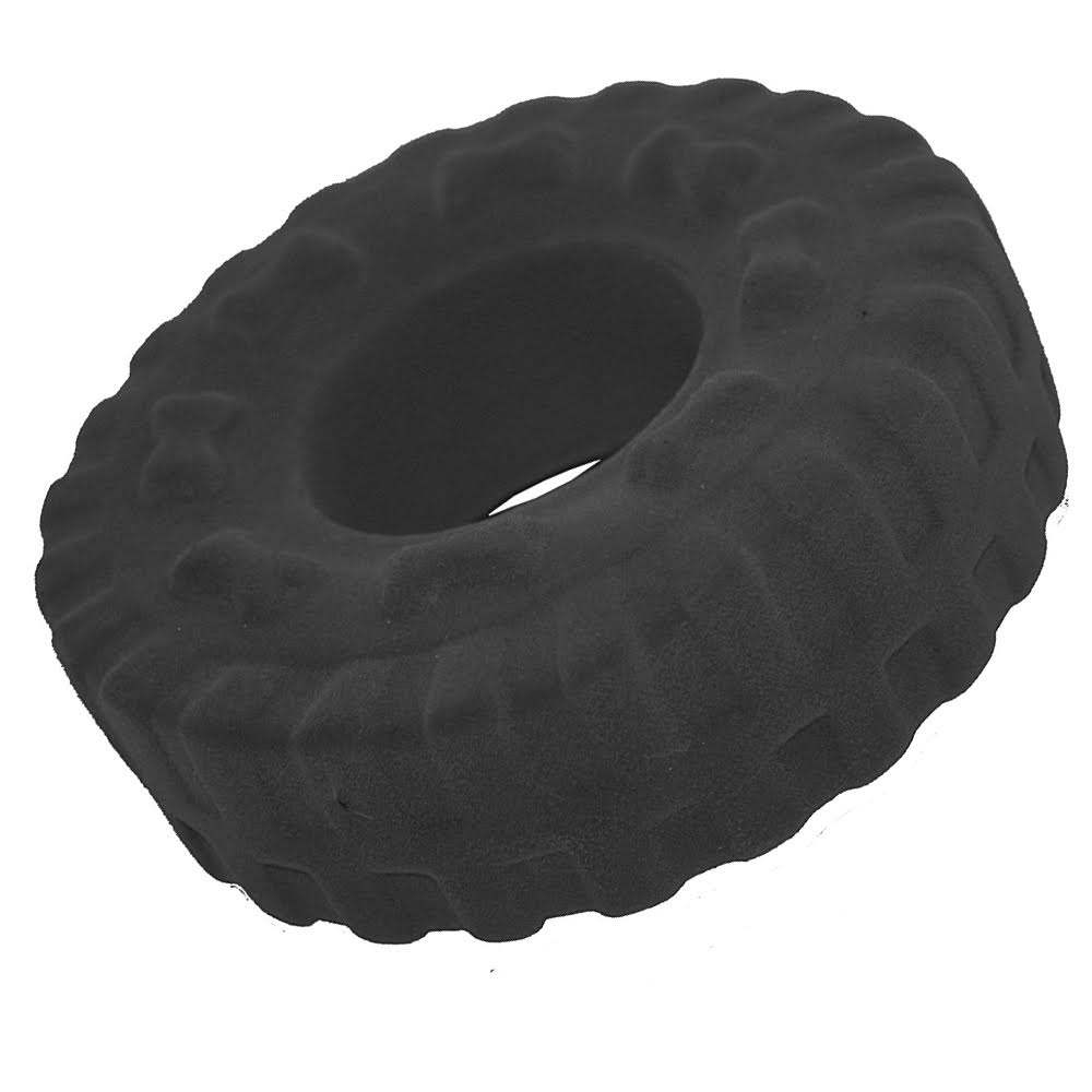 Multipet - Velvet-covered Vinyl Toys - Tire