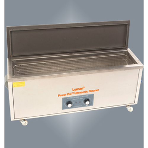 Lyman - Turbo Sonic Power Pro Ultrasonic Cleaner