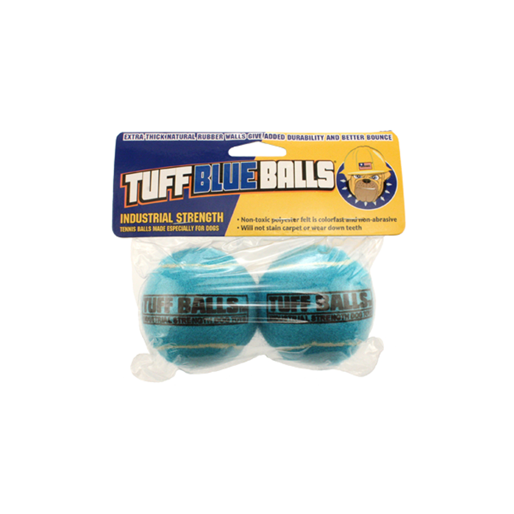 PetSport - Tuff Blue Balls