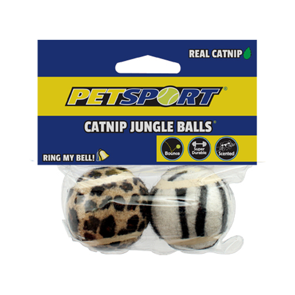 PetSport - Catnip Jungle Balls
