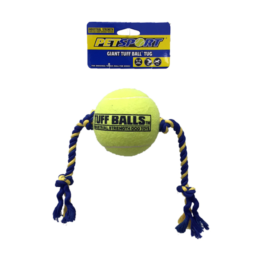 PetSport - Giant Tuff Ball Tug