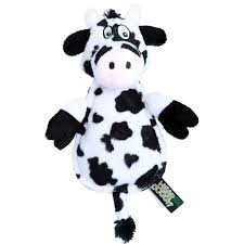 Hear Doggy™ Flatties Cow