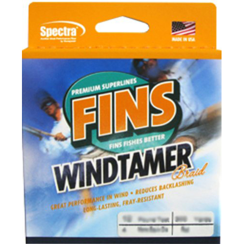 Fins Spectra Windtamer Fishing Line