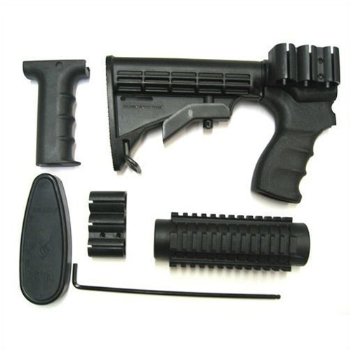 ProMag Polymer Collapsable Stock with Pistol Grip