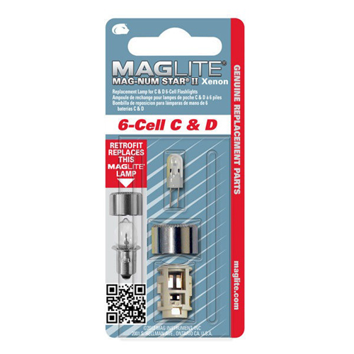 Mag Instruments Replacment Bulbs