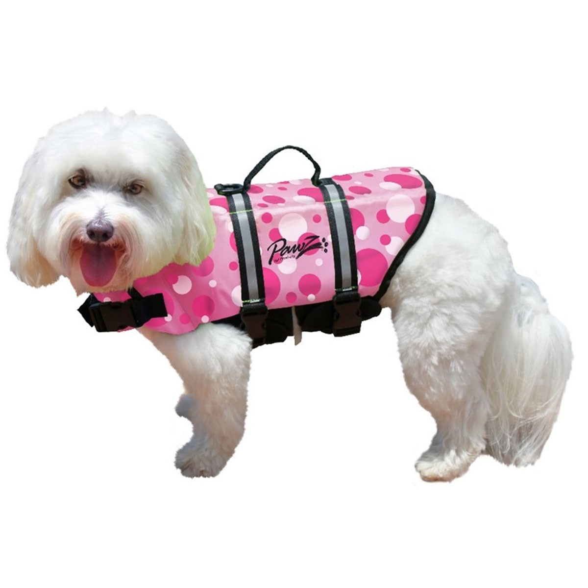 Doggy Life Jacket - Pink