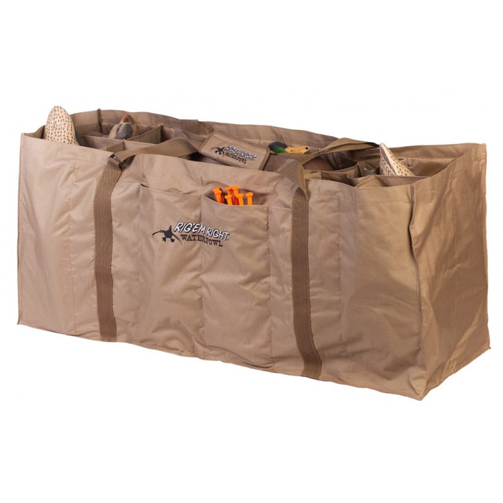 Rig em Right - Decoy Bags