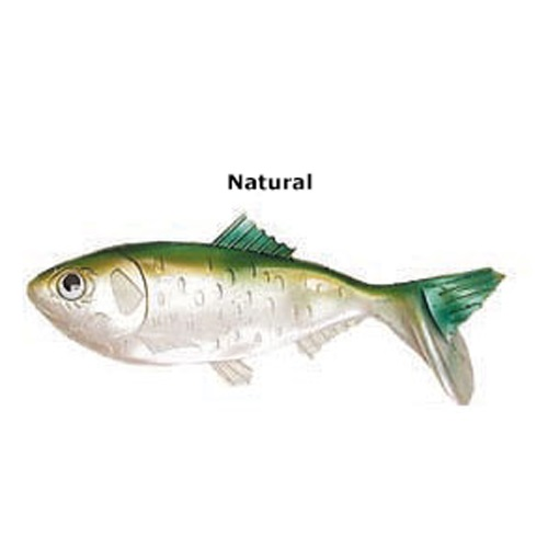 Manns Bait Mannhaden Fishing Lure - 1 Pack