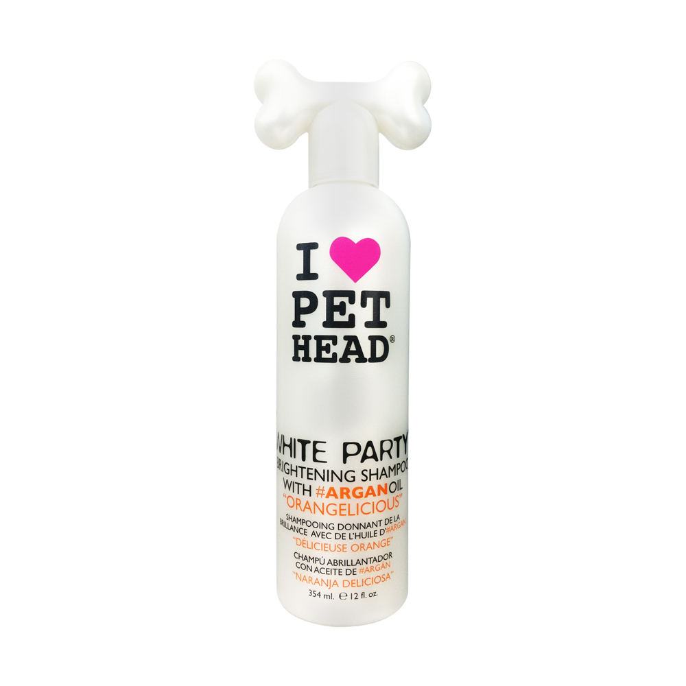 Pet Head White Party Brightening Shampoo