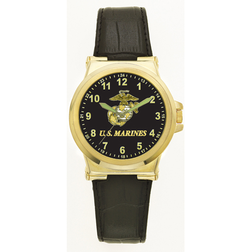 Aquaforce Series 10 - Gold Face Black Band