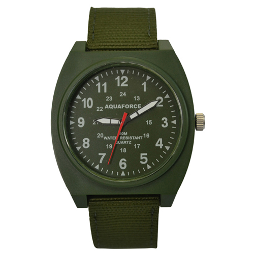 Aquaforce Series 41 - Analog Field Watch
