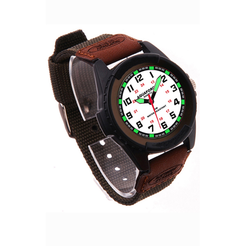 Aquaforce Series 57 - Analog Quartz, Brown