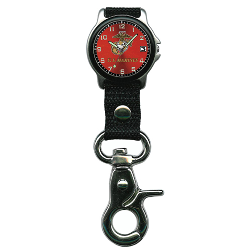 Aquaforce Series 6 - Clip-On Logo Watch