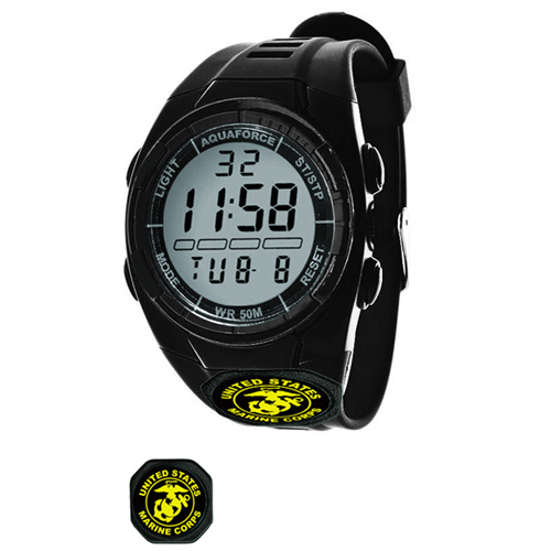 Aquaforce Series 50 - Multi with Logo on Band