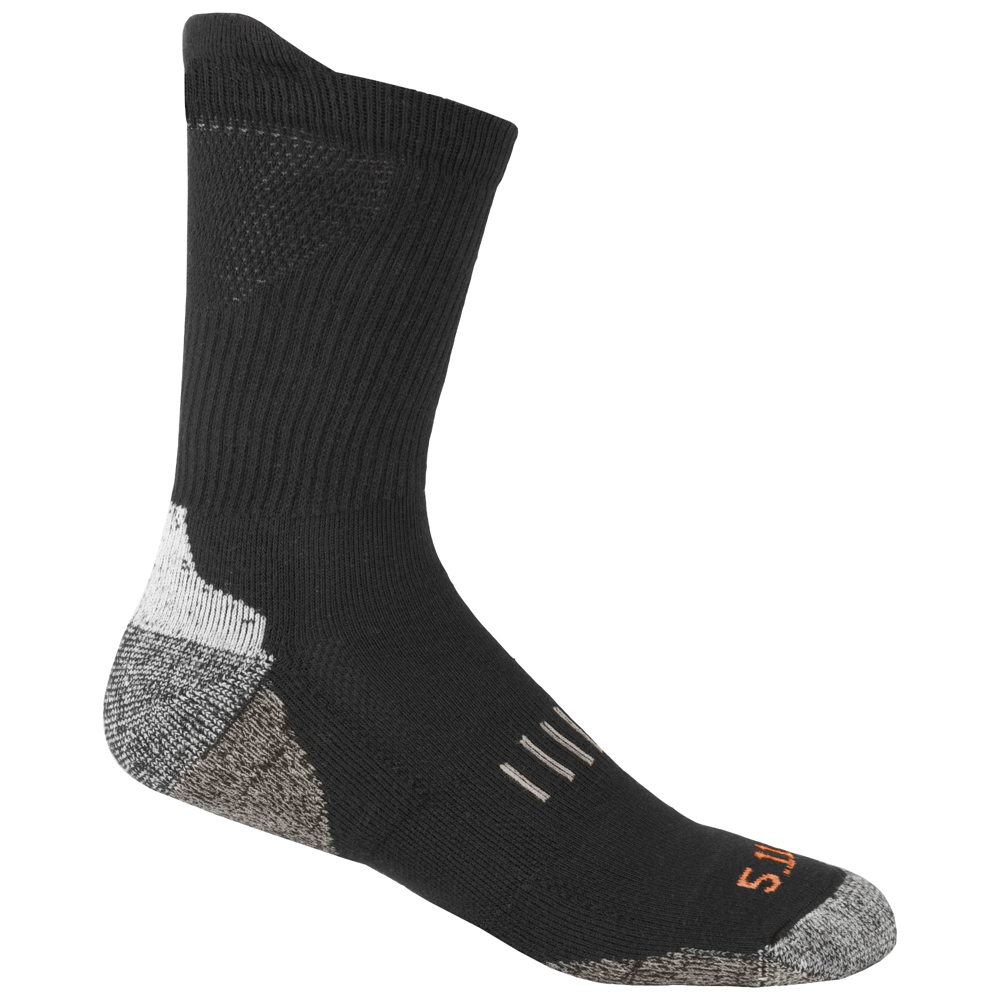 5.11 Mens Year Round Crew Sock Style 10014