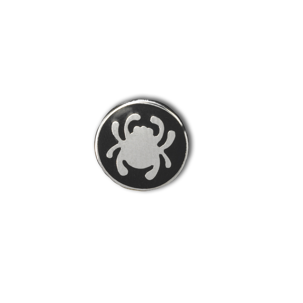Spyderco - Lapel Pin - Bug Logo