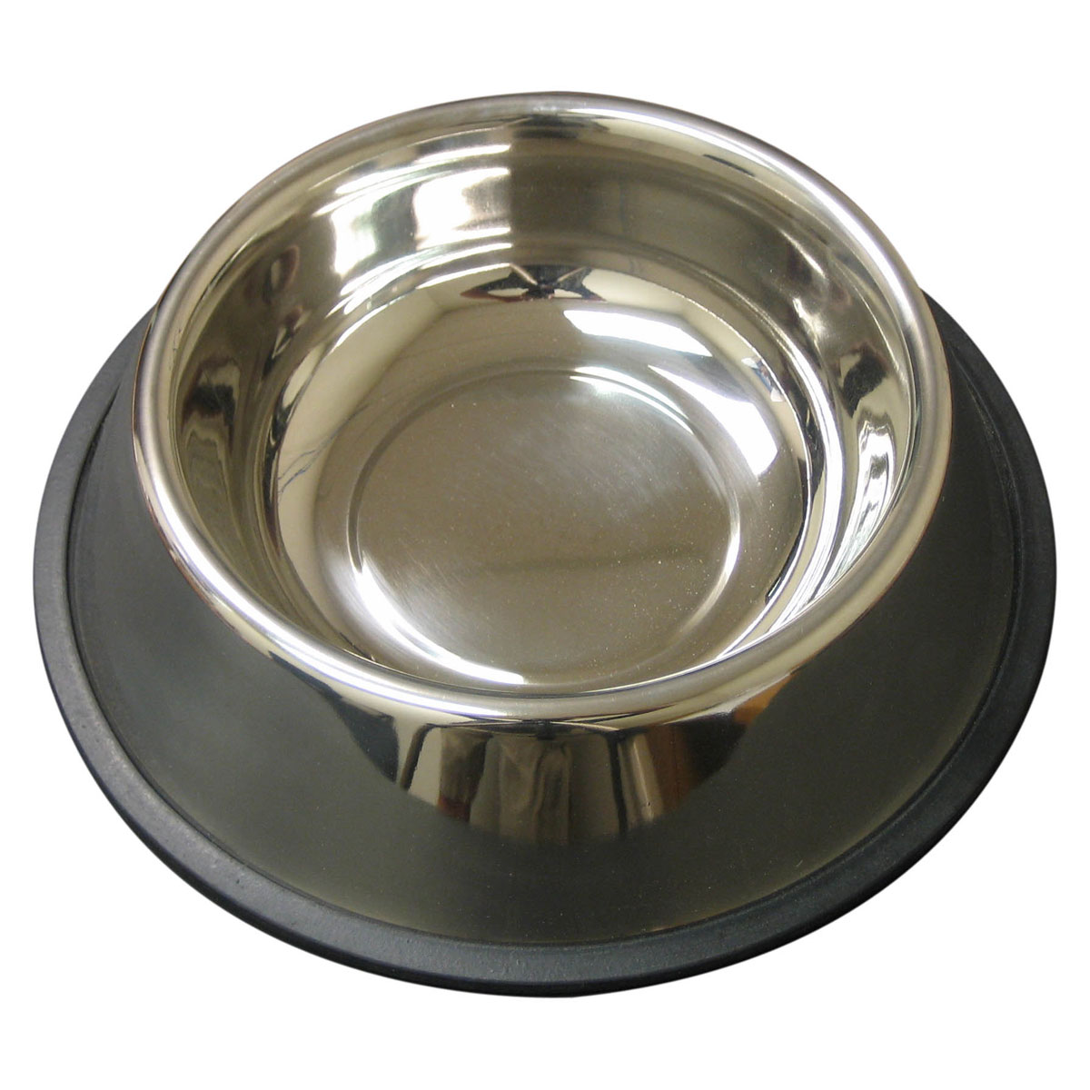 QT Dog - Non-Tip Anti- Skid SS Bowl