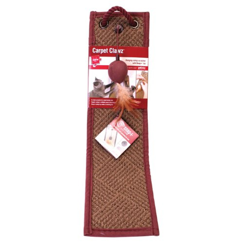 Petlinks Carpet Clawz Hanging Carpet Scratcher