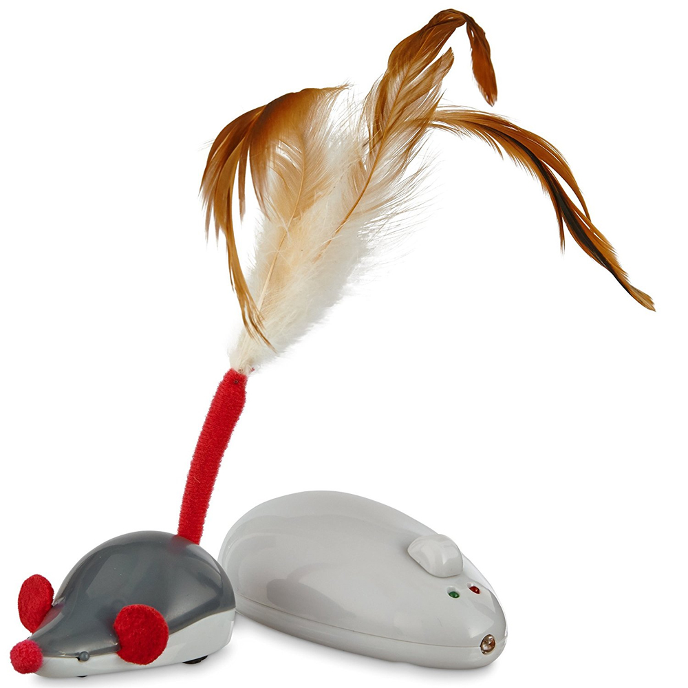 Petlinks Cheese Chaser Remote Controlled Mouse