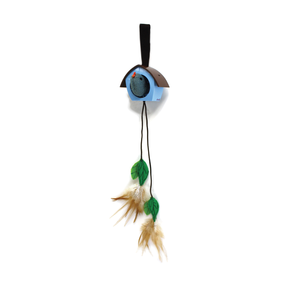 Petlinks Cuckoo Catnip Door Hanger