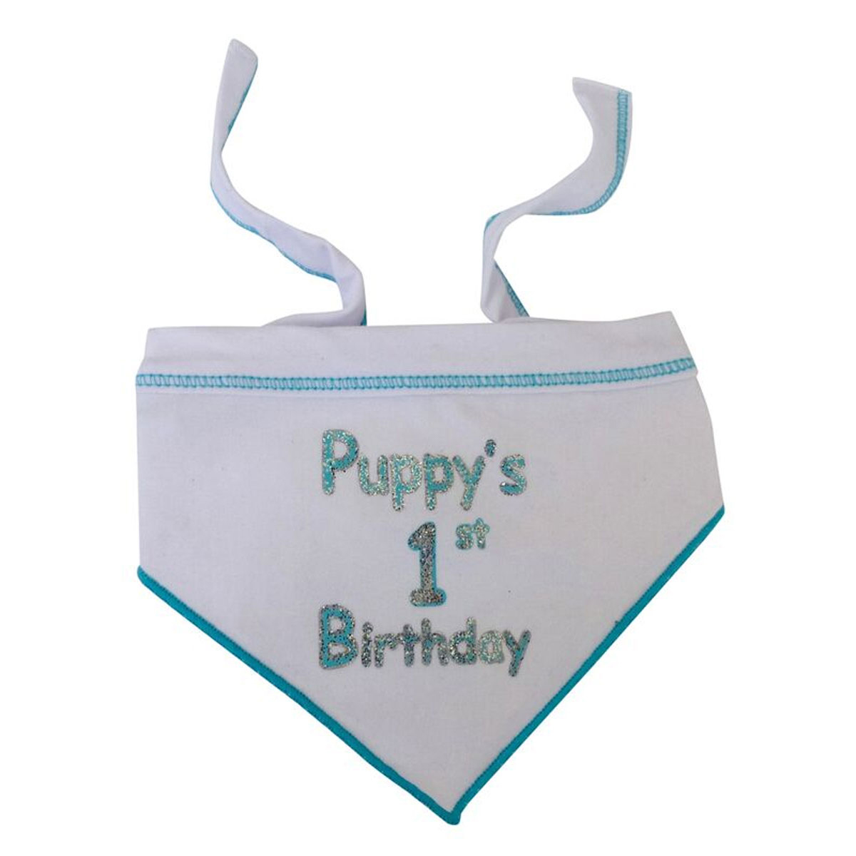 I See Spot - Scarf - Puppys First Birthday
