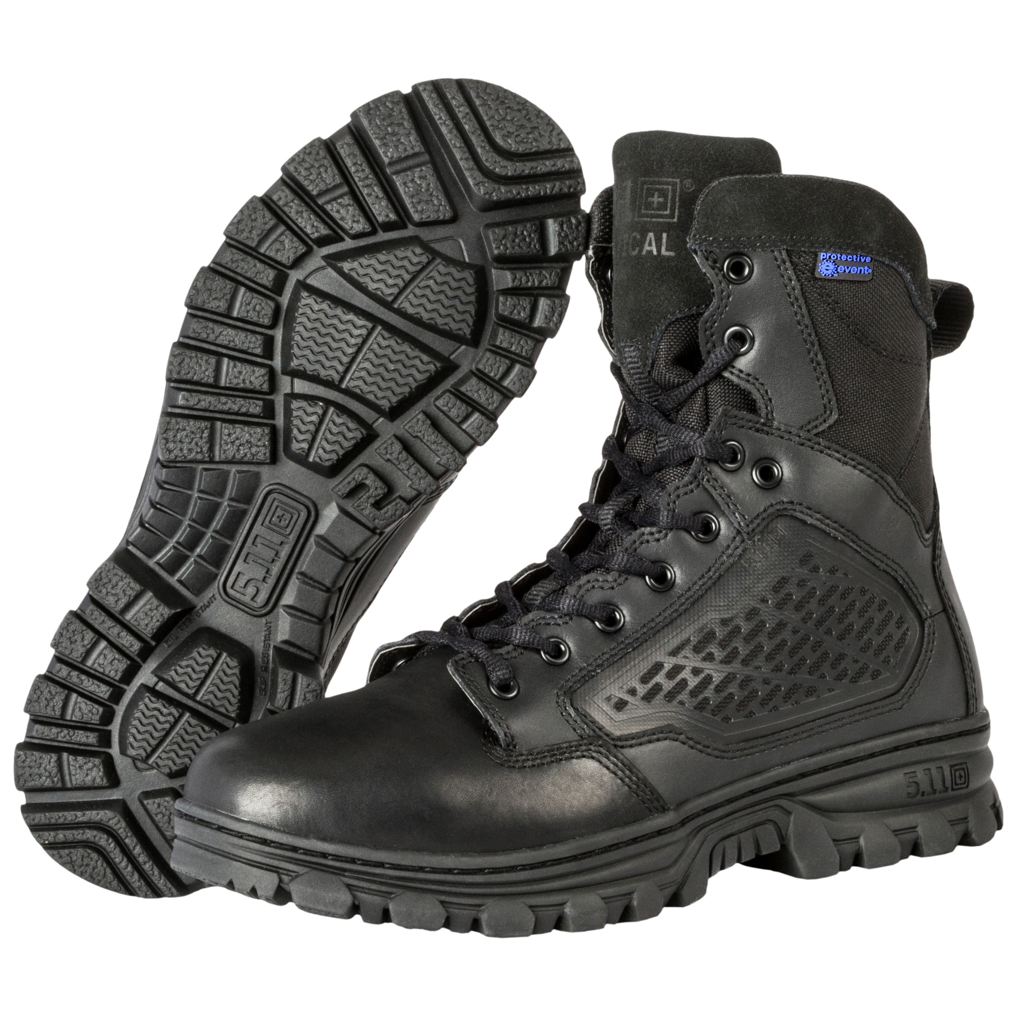 "5.11 Evo 6"" Waterproof Side Zip Boot 12313"