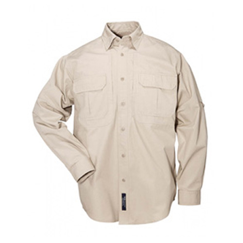 5.11 Mens LS Cotton Tactical Shirt Style 72157