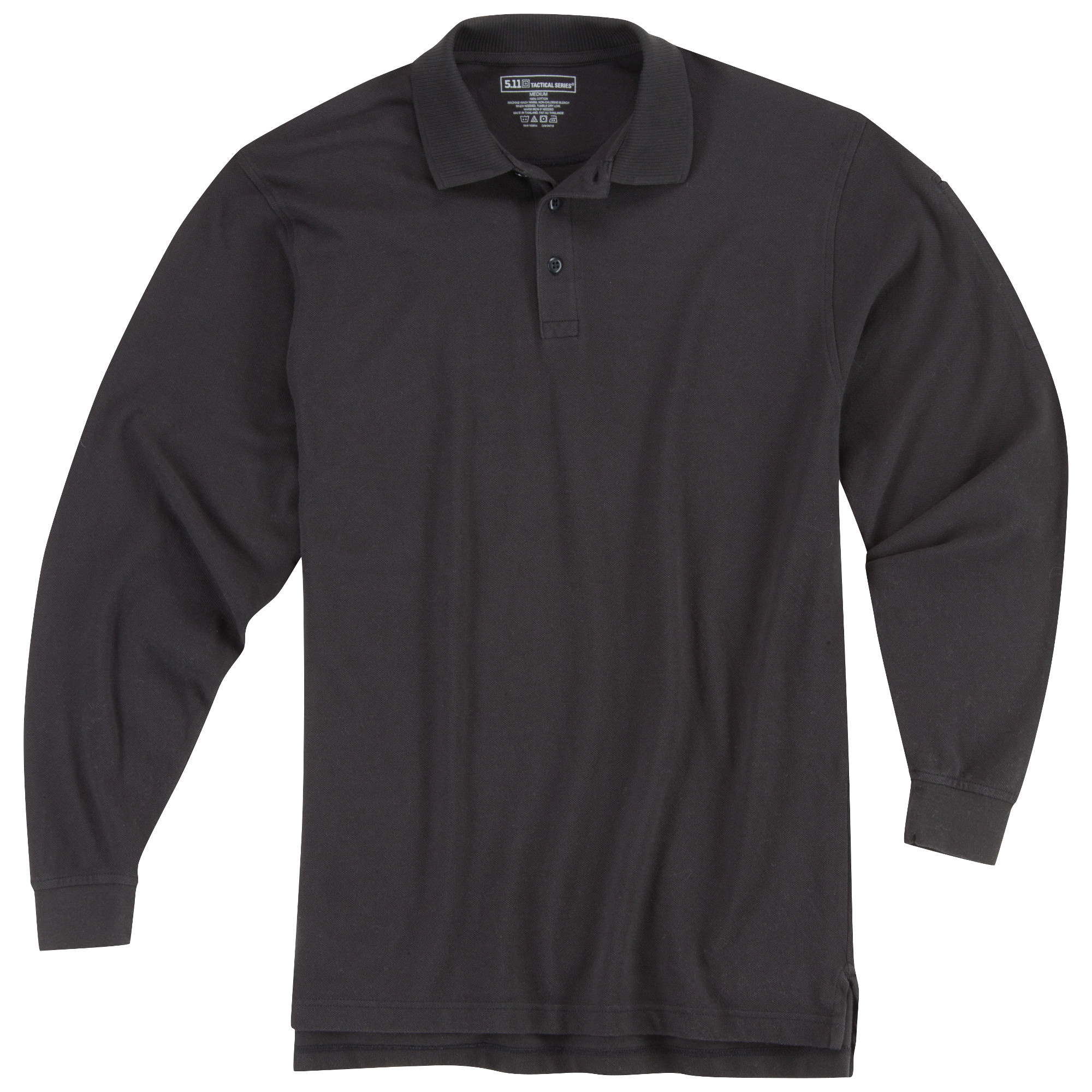 5.11 Long Sleeve Cotton Professional Polo 42056