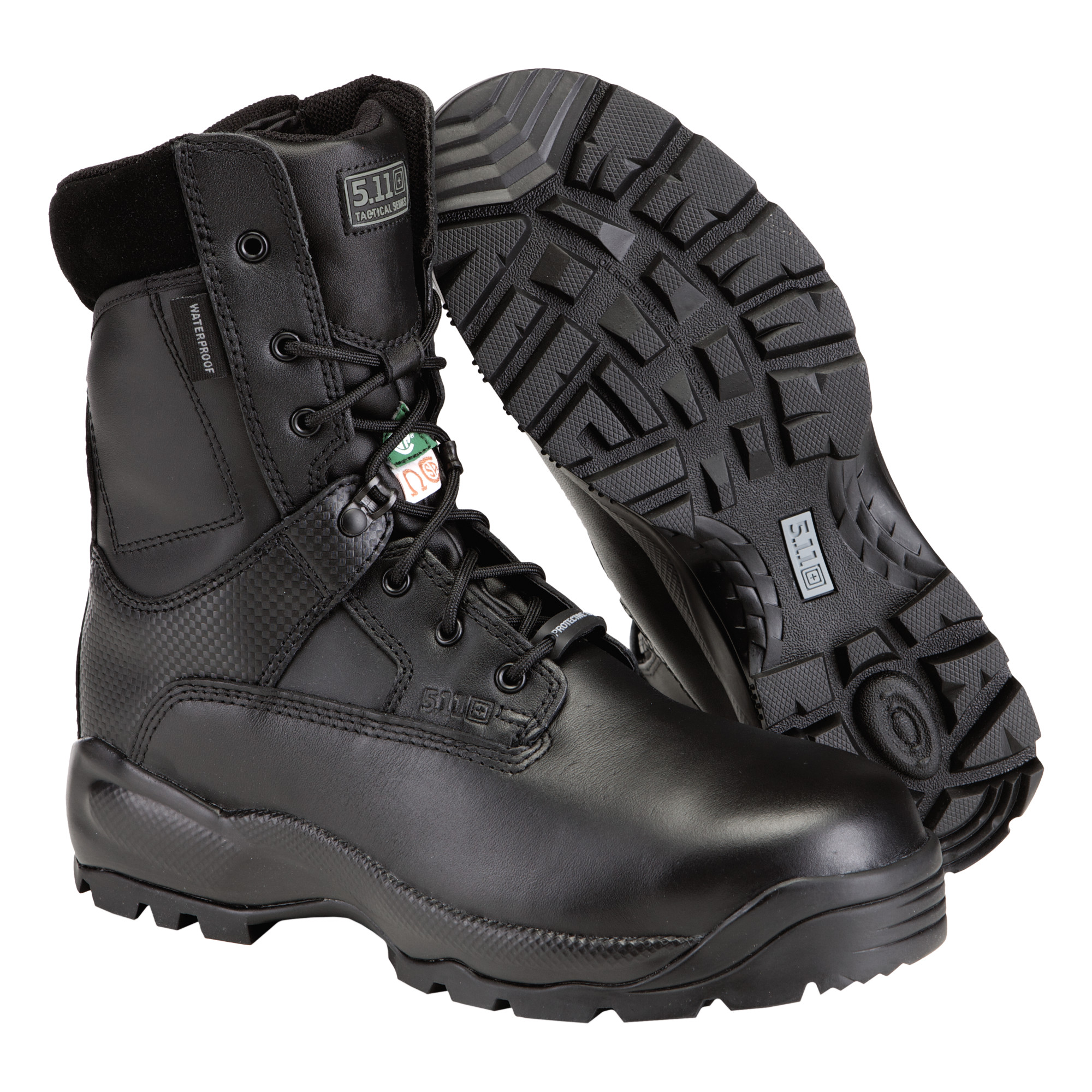 5.11 ATAC SHIELD 8in SafetyToe Boot 12026