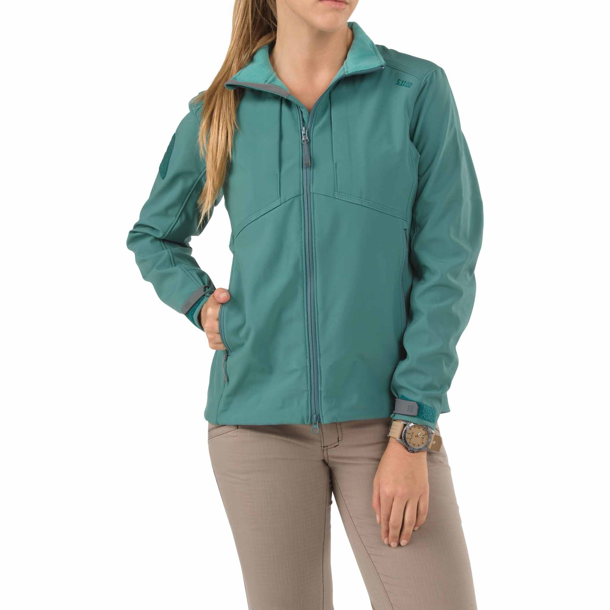 5.11 Womens Sierra Soft Shell Jacket 38068
