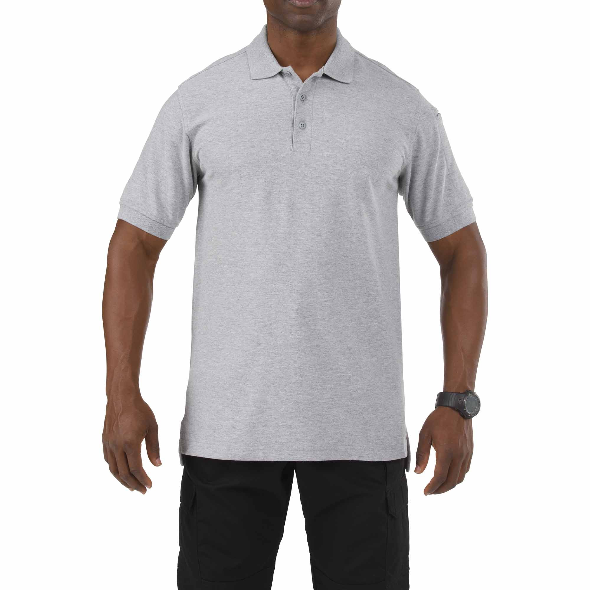 5.11 Mens Short Sleeve Utility Polo 41180
