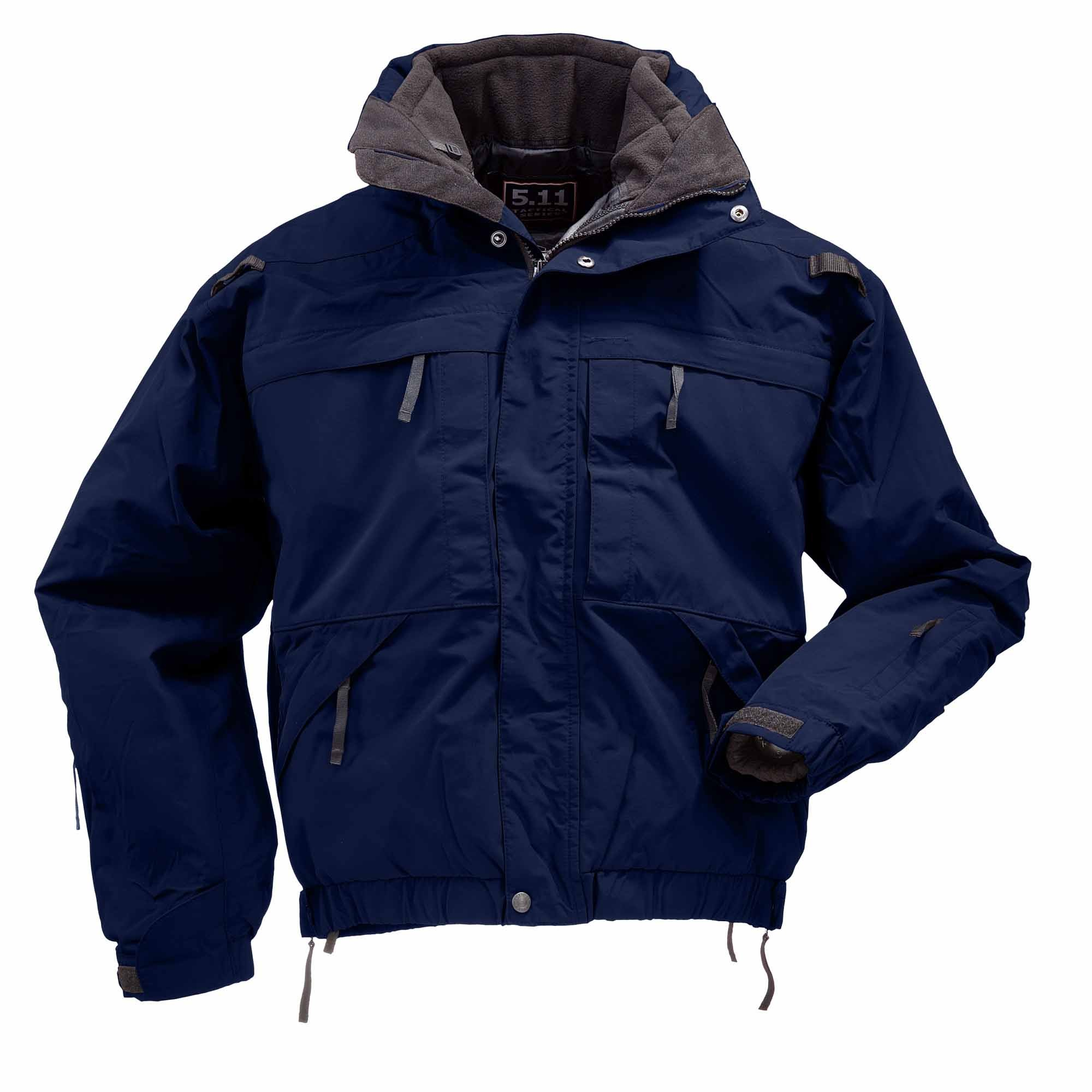 5.11 Mens 5-in-1 Jacket 48017
