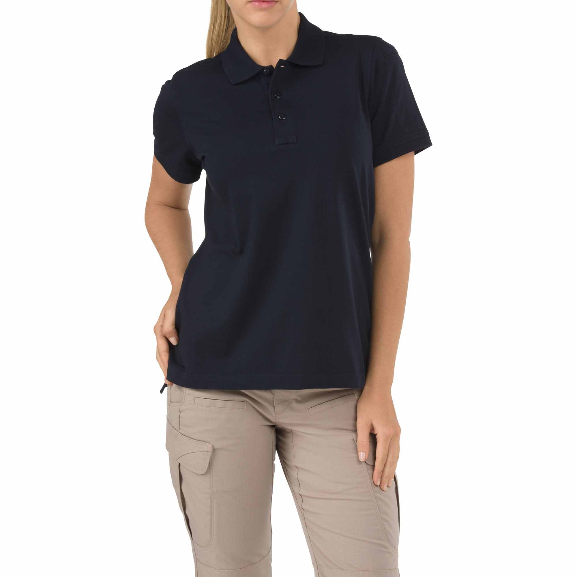 5.11 Womens Tactical Short Sleeve Polo 61164