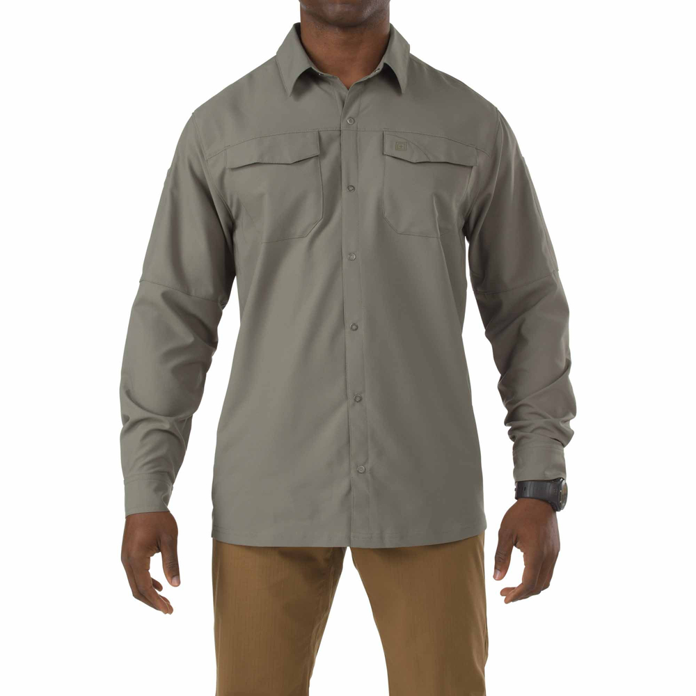 5.11 Mens Freedom Flex LS Shirt Style 72417