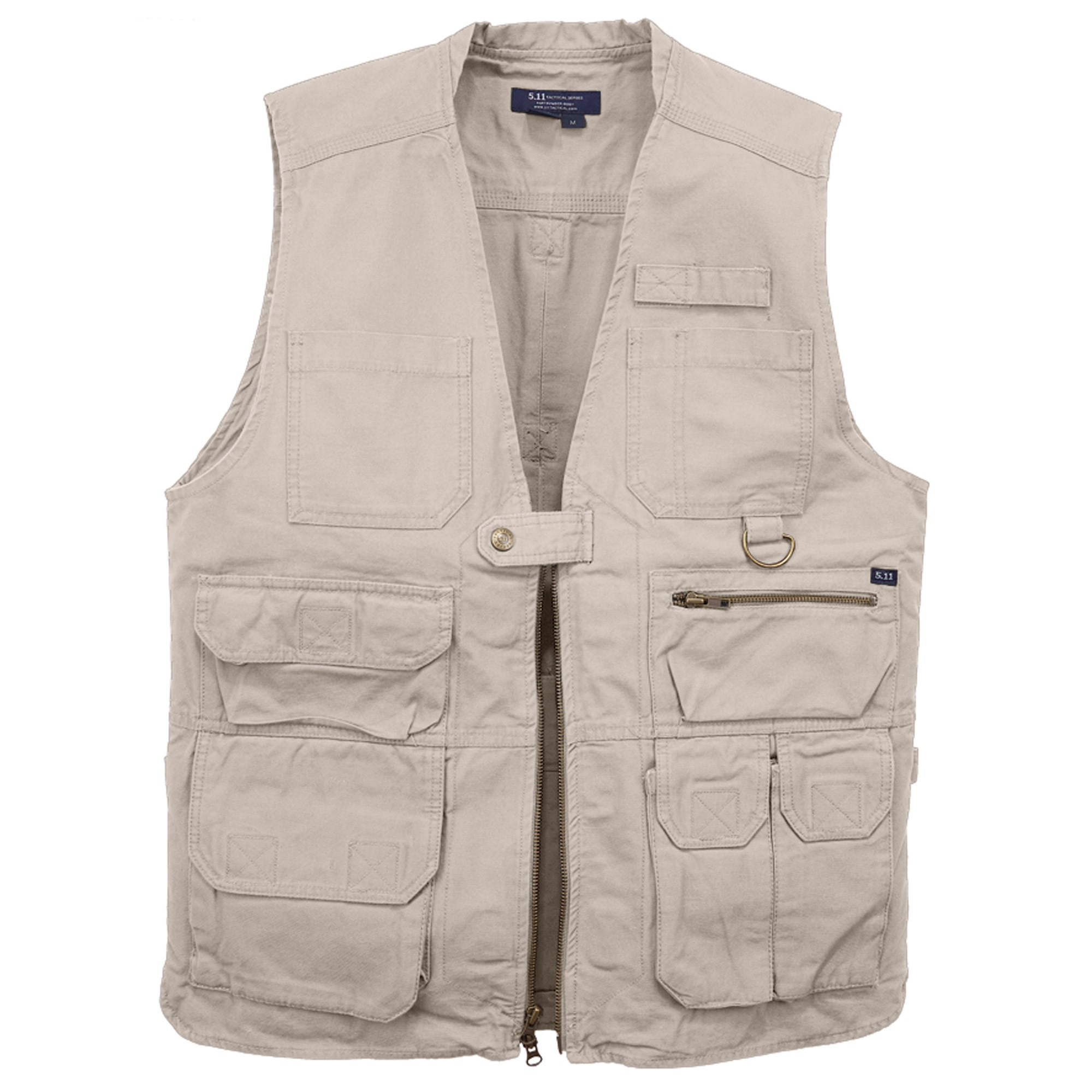 5.11 Mens Cotton Tactical Vest Style 80001
